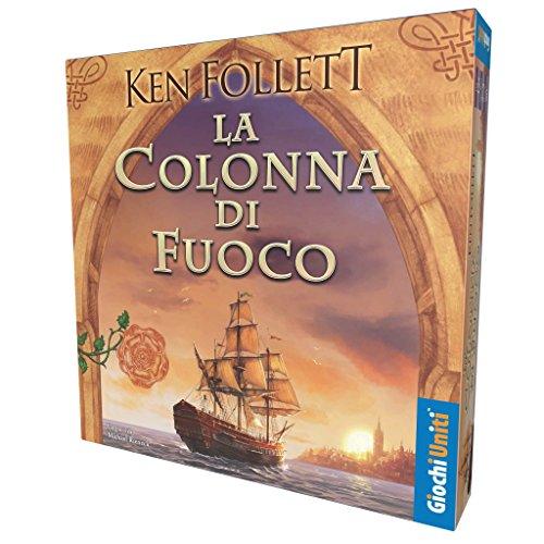 Giochi Uniti gu604–La Columna De Fuego , color/modelo surtido