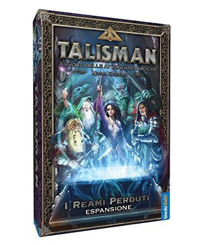 Giochi Uniti - Talisman-i Reami Perduti, Multicolor, GU612