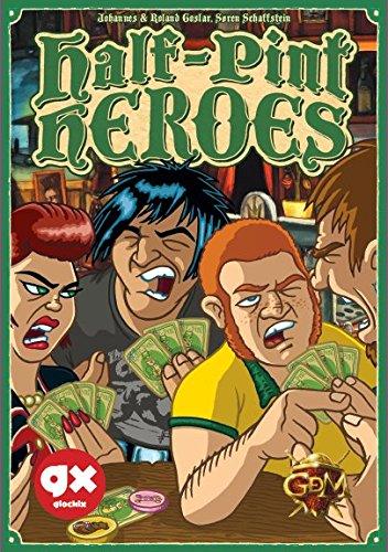 GM Games- Half Pint Heroes, Color Verde (Gdm Games GDM126)