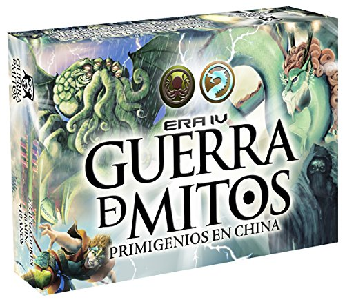GM Games- Primigenios en China (GDM Games GDM012)