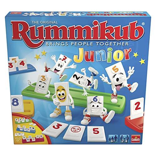 Goliath-50210 Rummikub Junior (50210)