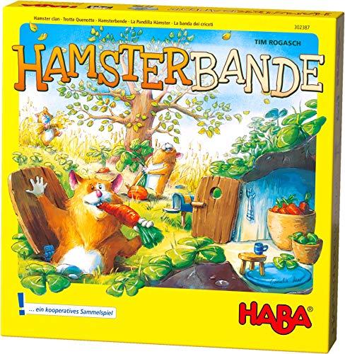 HABA 302387 - Juego de Tablero (Juego de Mesa de Carreras, Niños, 10 min, Niño/niña, 4 año(s), 8 año(s))