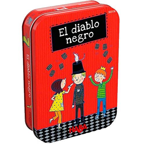 HABA-El Diablo Negro (303116)