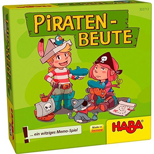 Haba-El El Botín de los Piratas - ESP, Multicolor (Habermass 303804) , color/modelo surtido