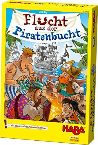 HABA Escape de la Bahía Pirata