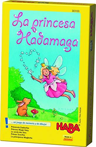 HABA-La Princesa Hadamaga (303103)