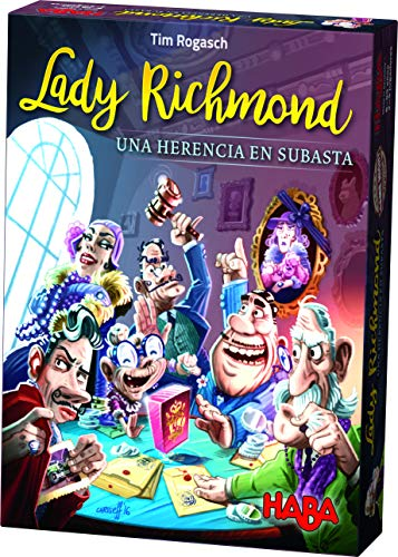 HABA- Lady Richmond, una Herencia en subasta (302737)