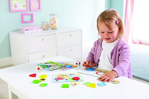 Haba-Los Colores Y Las Figuras Geométricas de Teddy, Multicolor (Habermass 304077)
