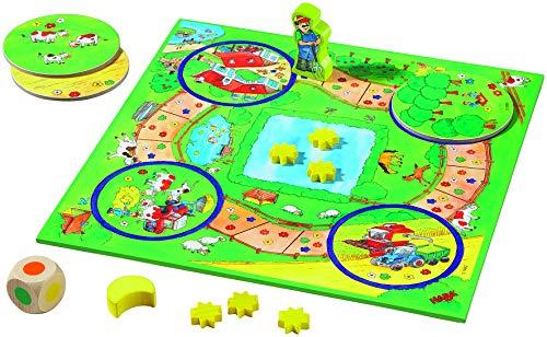 HABA-Mi Primer Tesoro de Juegos (302243)