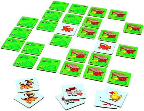 HABA Mon Premier trésor de Jeux 004686 - Juego Infantil (Idioma español no garantizado)