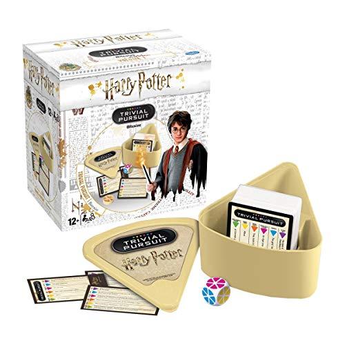 HARRY POTTER Trivial Pursuit Edición Especial Juegos Preguntas