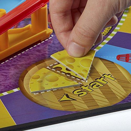 Hasbro C0431 Attrap'Souris Juego de apuestas - Juego de tablero, Niños, 6 años, Francés