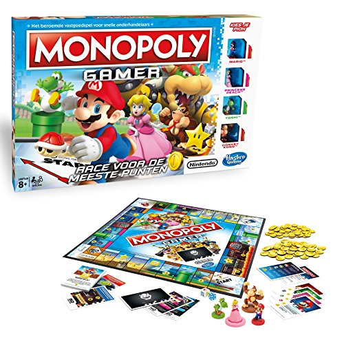 Hasbro c1815104Monopoly: Gamer, Juego