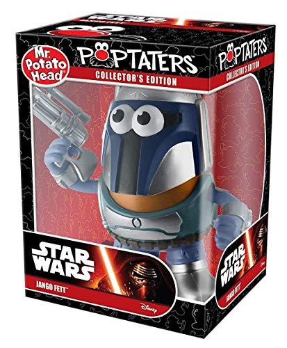 Hasbro - Figurine Mr Patate Star Wars - Jango Fett 15cm - 0801452501431