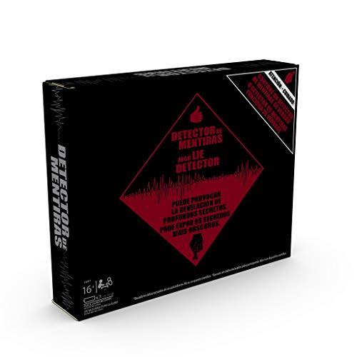 Hasbro Gaming - Juego de mesa Detector de mentiras (Hasbro E4641175)