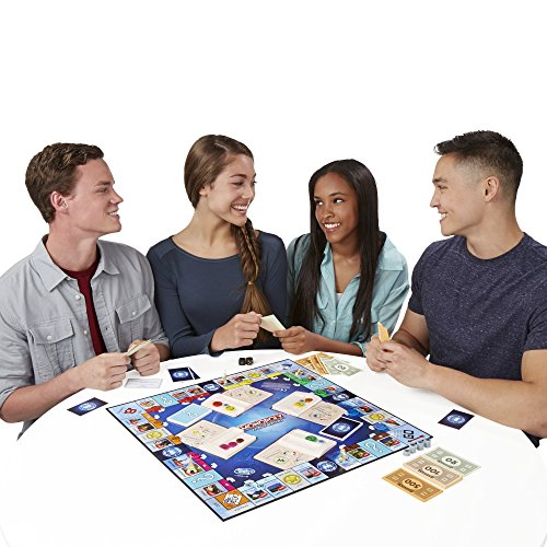 Hasbro Gaming - Monopoly, edición Mundial (versión en alemán)