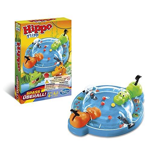 Hasbro Hippo Flipp Kompakt - Edición 2015 * * Neu [Versión Alemana]
