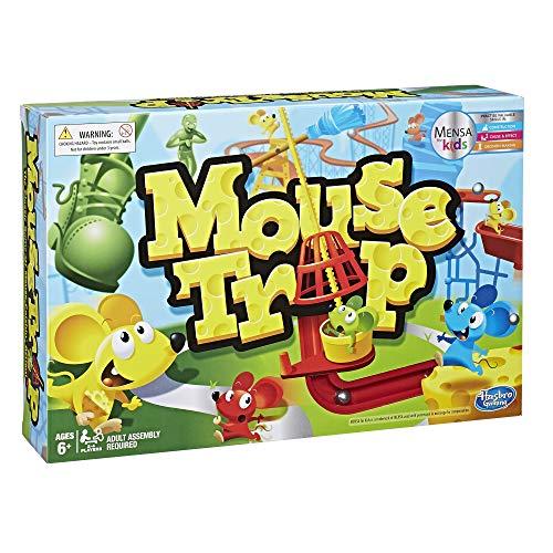 Hasbro Juego de Trampa para Ratones