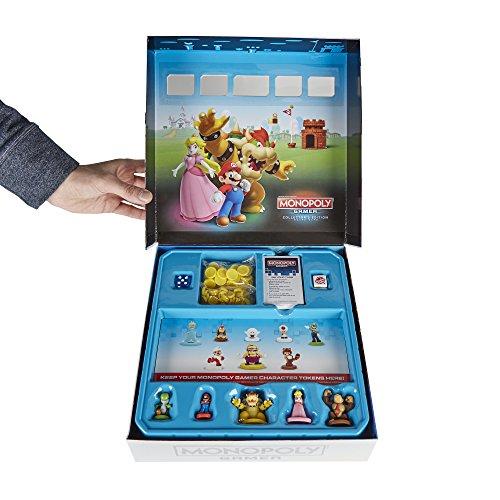 Hasbro Monopolio Gamer edición de coleccionista