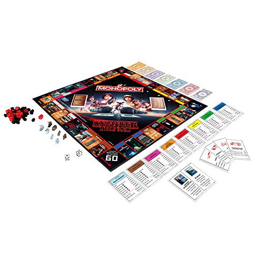 Hasbro Monopoly de Stranger Things