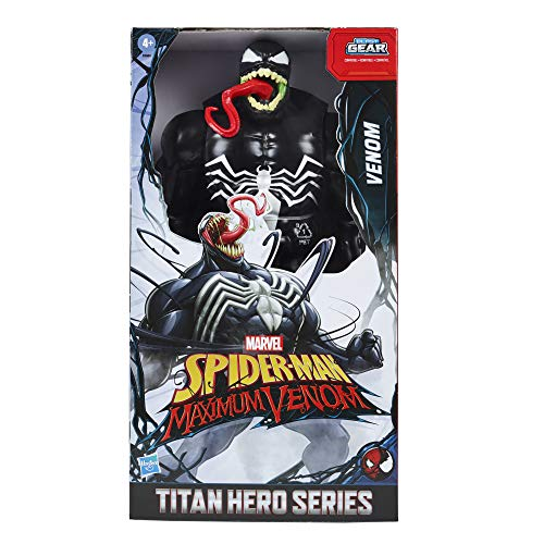 Hasbro Spiderman Figura Titan Venom (E86845L0)