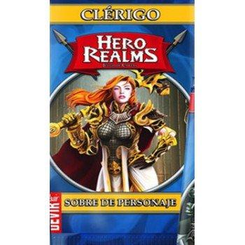 Hero Realms, sobre de personaje, Clérigo