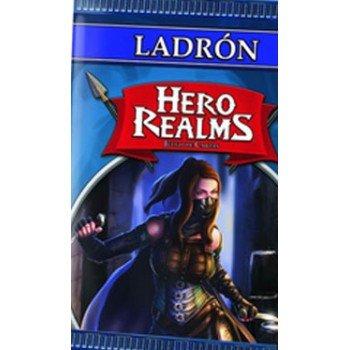 Hero Realms, sobre de personaje, Ladrón