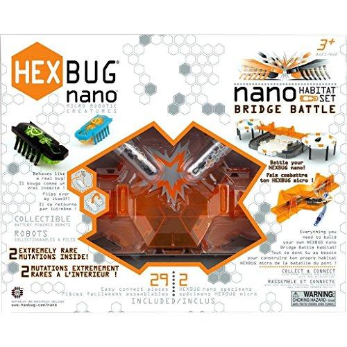 Hex Bug Nano Bridge Battle Habitat Set