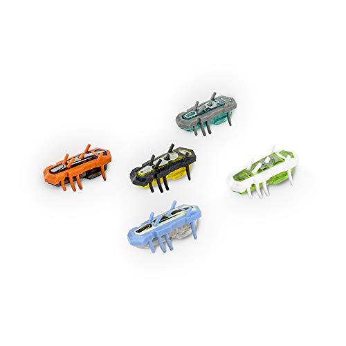 Hexbug - Nano Nitro 5 unidades , color/modelo surtido