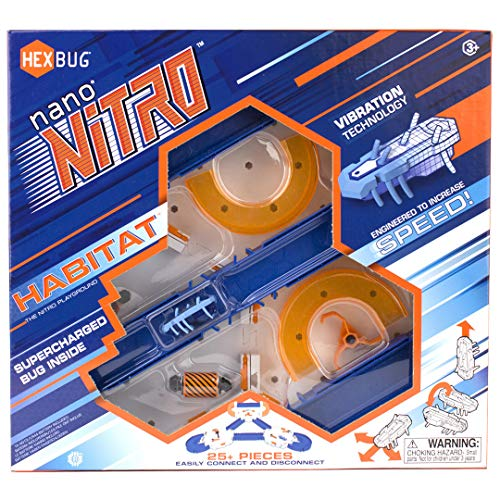 Hexbug Nano Nitro hábitat , color/modelo surtido