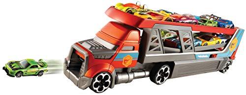 Hot Wheels-CDJ19 Coche de Juguete, Multicolor (Mattel CDJ19)