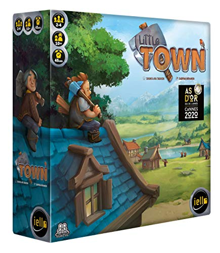 IELLO- Little Town (Version Française) (51610)