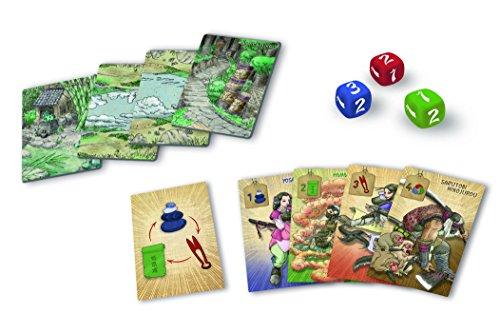 Iello Ninja Taisen Juego de cartas , color/modelo surtido