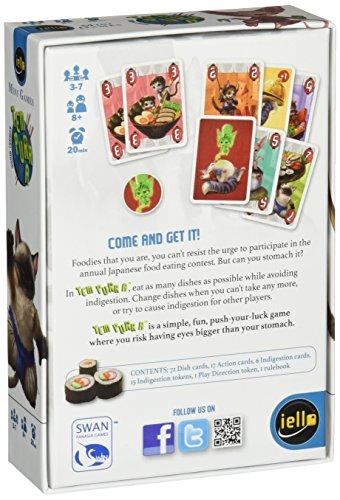 IELLO TEM-PURR-A juego de cartas , color/modelo surtido