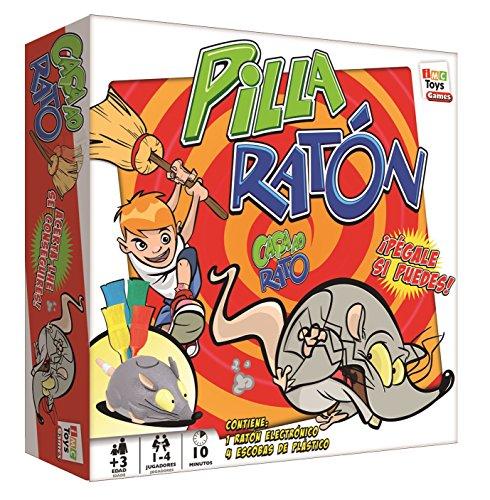 IMC Toys - Pilla Ratón (43-7413)