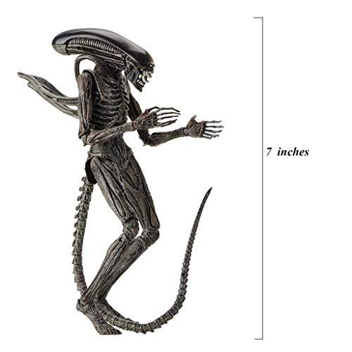 """Jiaming Extranjero: Covenant - 7"""" Figura de acción de Escala - la Figura de acción Xenomorph"""