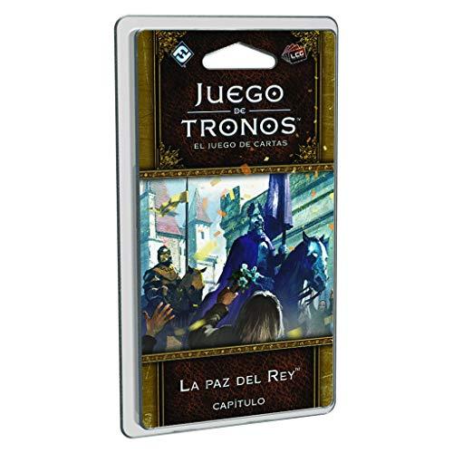 Juego de Tronos - La paz del Rey, juego de cartas (Edge Entertainment EDGGT04) , color/modelo surtido