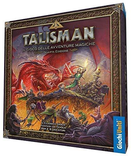 Juegos unidos GU636 Talisman–Cuarta Edición (Importar Italia)