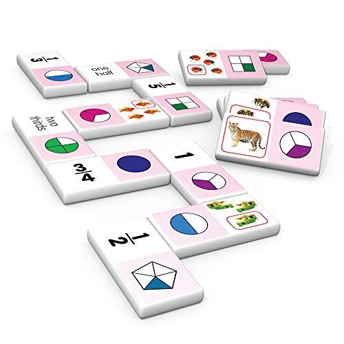 Junior JL485 Educational Dominoes - Aprendizaje , color/modelo surtido