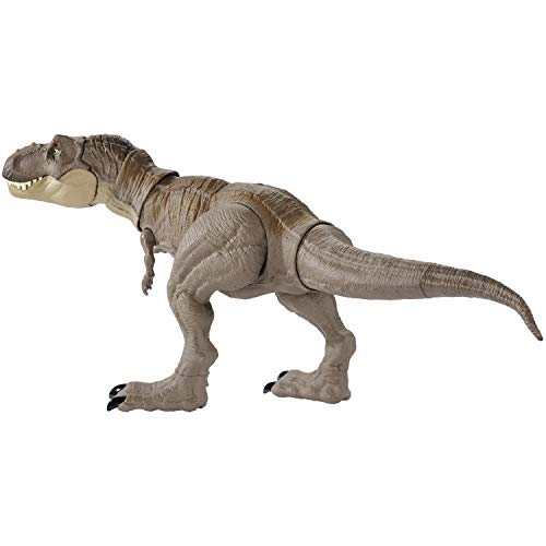 Jurassic World Dinosario de Juguete Mandibula Extrema T Rex (Mattel Glc12)