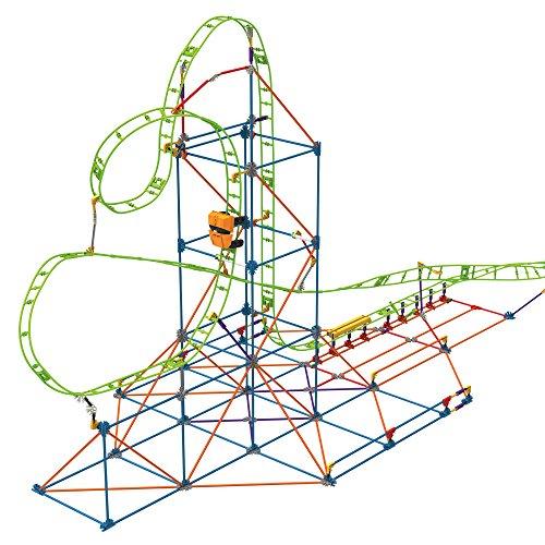 K 'NEX gg01731Infinity Journey Roller Coaster