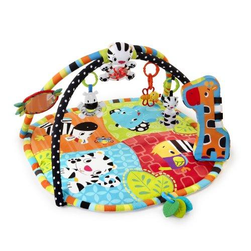 Kids II 9167, Mantita con Actividades y Animalitos