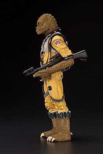 Kotobukiya Estatua Bounty Hunter Bossk 19 cm. Star Wars. ARTFX+. Escala 1:10