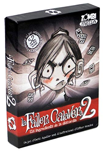LA FALLERA CALAVERA 2: ELS INGREDIENTS DE LA DISCORDIA
