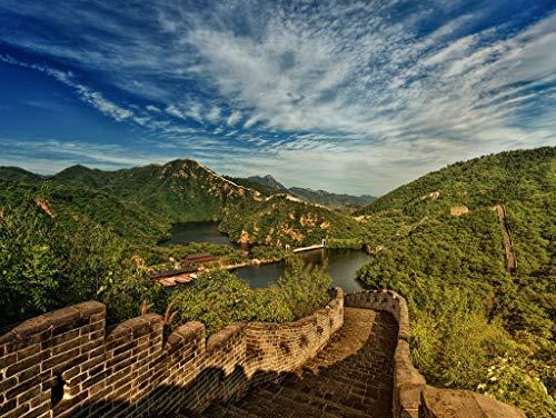 Lais Puzzle Gran Muralla China 1000 Piezas