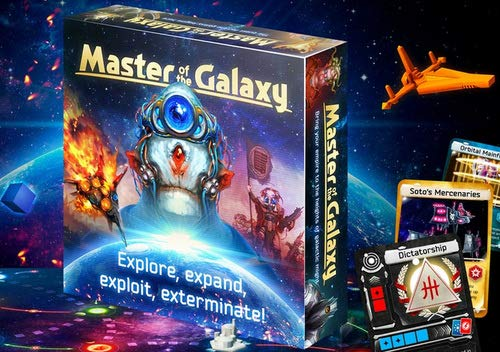 LAST LEVEL- Master of Galaxy Castellano, Multicolor (1)