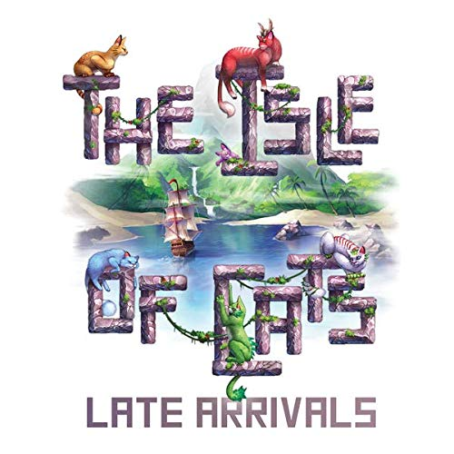 Late Arrivals - The Isle of Cats Exp