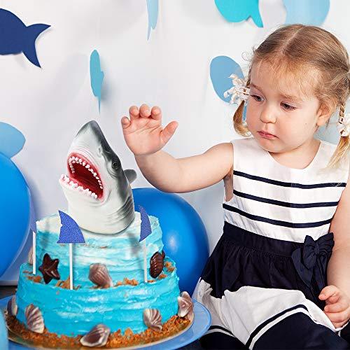 Lebze Marioneta de Mano de Tiburón