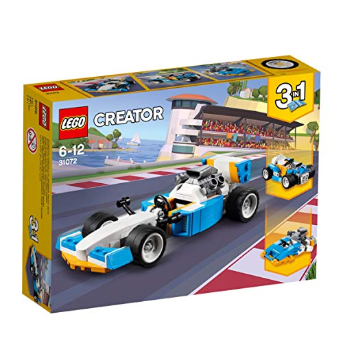 LEGO Creator - Motores Extremos (31072) Juego de construcción