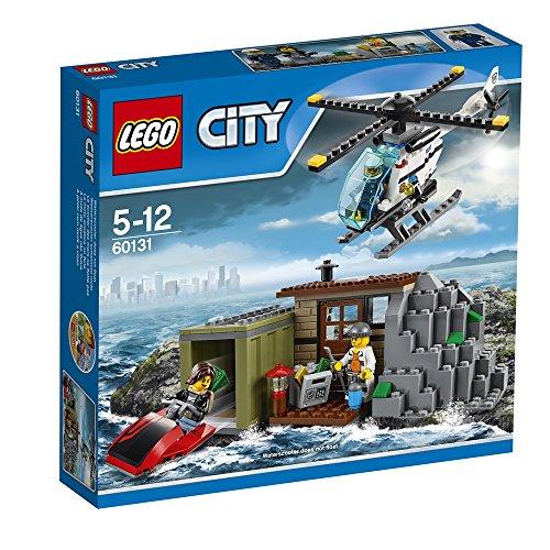 LEGO - Isla de los Ladrones, Multicolor (60131)